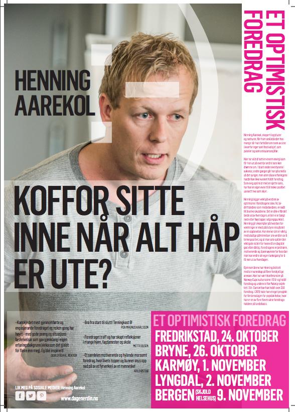 Henning på turné!